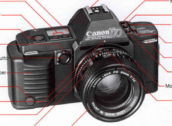 canon a1 instruction manual
