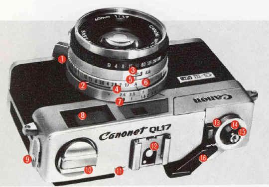 Canon Canonet Ql 17 Instruction Manual Canon Canonet G Iii Instructions Canon Canonet Ql 19 Instructions Canon Canonet Ql 25 Mannual User Manual Pdf Manual Free Manuals