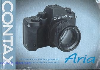 conatx aria user manual instruction manual rh butkus org Contax Aria Review contax aria instruction manual