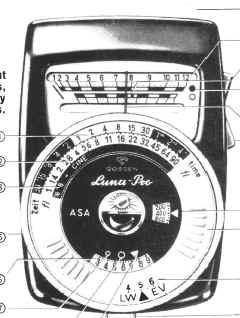 minolta auto meter iiif original owners manual