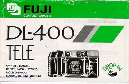 Fuji DL-400