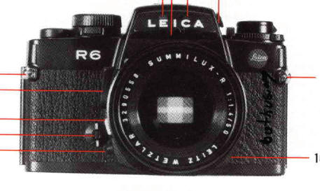 Leica R6.2 Vs. Canon F-1N | eBay