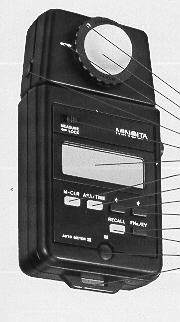 minolta auto meter iii minolta auto meter iii n instruction rh butkus org Manual Rolling Dial Meter Manual Rolling Dial Meter