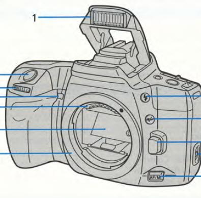 Minolta Maxxum 400si Rz430si Instruction Manual Minolta Dynax 500si User Manual Pdf Manual Free Manuals