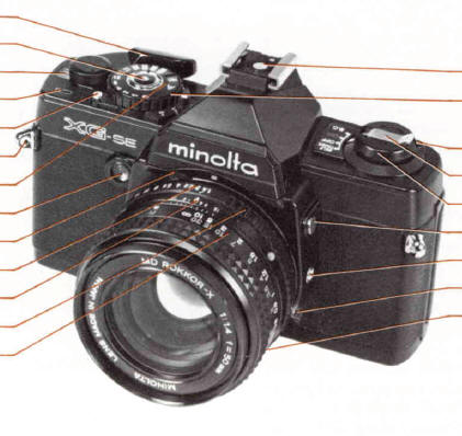 minolta xg se instruction manual user manual pdf manual free manuals rh butkus org minolta 7000 camera manual minolta srt 102 camera manual