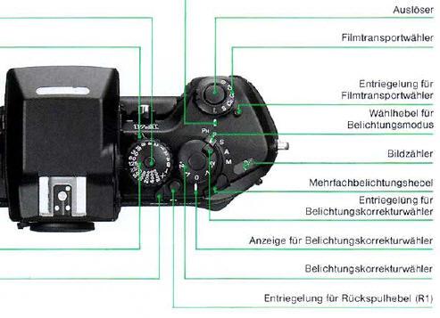 nikon f4 instruction manual nikon f4 bedienungsanleitung user rh butkus org Nikon F4 eBay Nikon F6