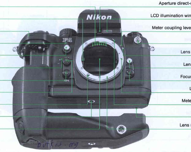 Nikon f4 инструкция на русском