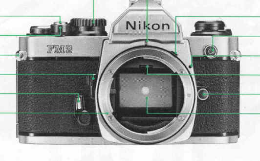 The iconic nikon fe2: was this nikon's best manual focus slr.