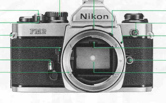 Nikon fm2 инструкция на русском