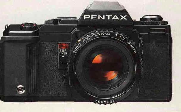 pentax a3000 instruction manual user manual pdf manual free manuals rh butkus org Pentax A3000 Sears Pentax A3000 Top