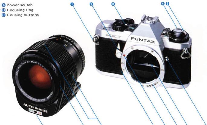 pentax me f instruction manual user manual rh butkus org Asahi Pentax Me Camera Pentax Me Battery