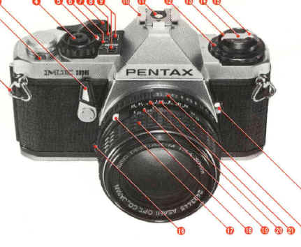 pentax me super instruction manual user manual pdf manual free rh butkus org pentax me super user manual pdf Pentax Supera