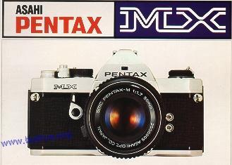 pentax mx instruction manual user manual rh butkus org Pentax K100 asahi pentax mx price