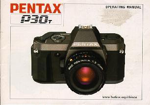 pentax p30t instruction manual user manual pdf manual rh butkus org pentax k30 user manual Pentax P3 Review