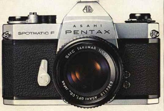 asahi pentax spotmatic f instruction manual user manual free pdf rh butkus org Pentax Camera ManualsOnline Pentax 35Mm Camera Models