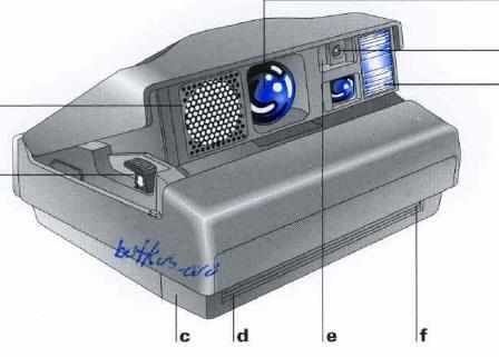 Polaroid Land Camera Battery