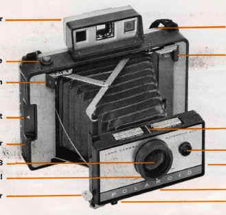 polaroid sx 70  sx 70 model 3  model 20  polaroid 110a Polaroid Conversion Polaroid 110A Conversion