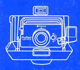 polaroid 900 electric eye land camera manual