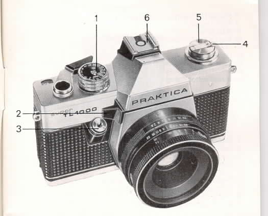 Praktica super tl free user manual instruction manual
