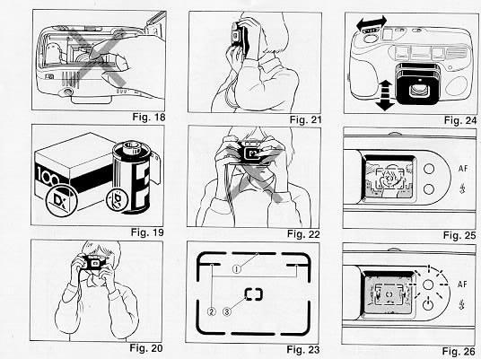ricoh shotmaster ultra zoom camera manual  instruction
