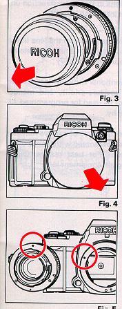 Ricoh manual de instrucciones para la richo XR-x-instrucciones #sur
