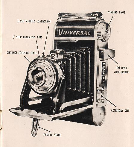 Vintage Camera Parts 80