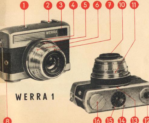 Werra 1 3 Werramat Werramatic Instruction Manual User Manual Pdf Manual Free Manuals