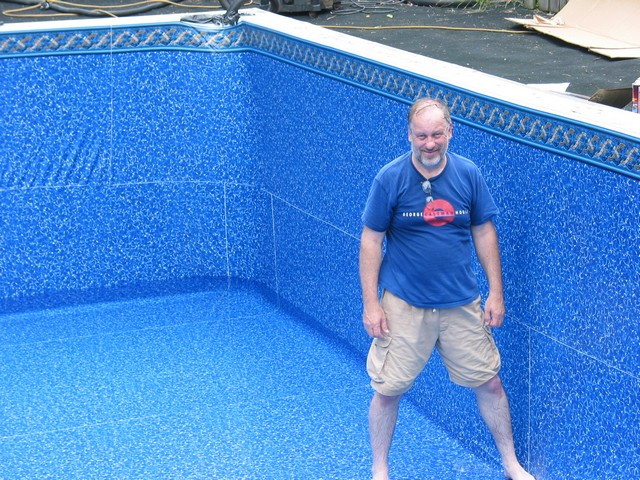 Spray On Pool Liner Integrity Pools Pool Liners Swimming Pools Home Liner Replacement
