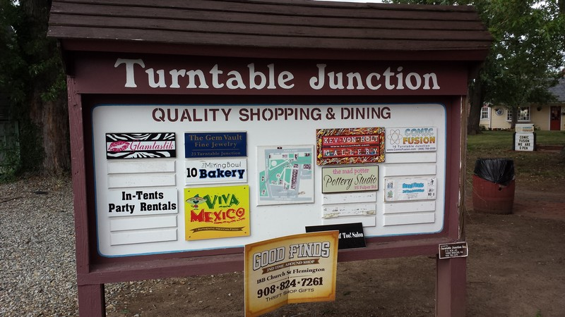 Turntable Junction