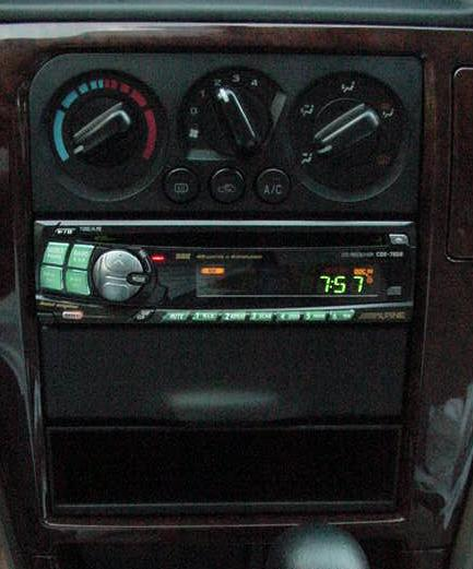 Subaru Outback stereo